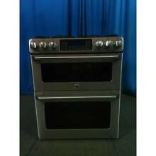 GE Cafe Series CGS990SETSS 6 7 cu  ft  Freestanding Gas Range w  Double Convect
