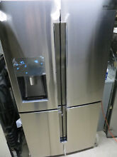 Samsung RF23J9011SR 22 5 Cu  Ft  Stainless Steel Refrigerator French Door