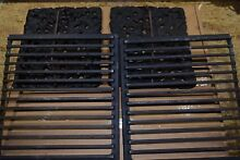 Jenn Air Cooktop Grill Rocks W  handles  Grates    Element Part   801274