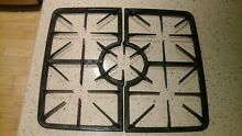 Jenn AIR Gas Range Cooktop Grates All Parts Available for this range just ask