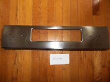 74004889 Maytag Range control panel face plate