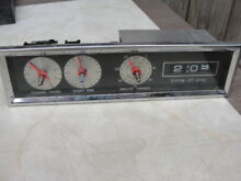 Jenn Air   Range   Control Board Analog Clock Timer