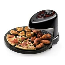 Presto Pizzazz Plus Rotating Oven Pizza Cooker Baking Cookies Kitchen Food