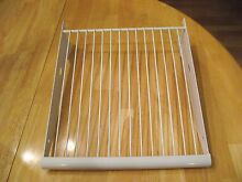 GE REFRIGERATOR FREEZER WIRE RACK SHELF General Electric
