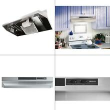 BROAN Convertible Range Hood Kitchen Vent Under Cabinet Stainless Steel 30 Inch