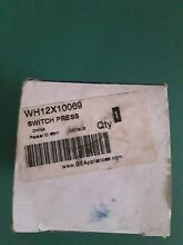 WH12X10069 GE OEM WASHER PRESSURE SWITCH ALSO AP2045898  771434  PS269794