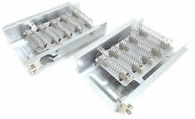 2 X 279838   Dryer Heating Element  2 Pack  for Whirlpool
