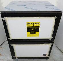 Perlick Signature Series Panel Ready HP24FS36 24  Undercounter Freezer Drawers