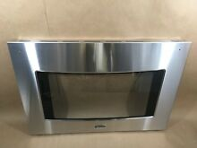 Kenmore Elite Oven Stainless Door Outer Panel Assembly 318272185 318272180