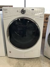 Whirlpool WED9290FW HybridCare Front Loading True Ventless Heat Pump Dryer NEW