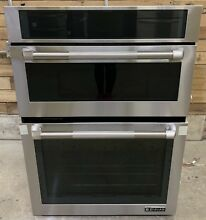 Jenn Air Wall Oven Microwave Combo JMW3430DP