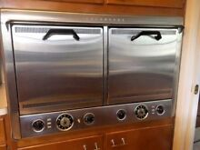 Mid Century Thermador Wall Oven Stainless Steel