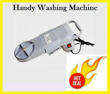 Small Washing Machine Portable Washer Home Appliances Suitable Both Use a2zstore