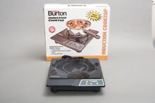 NEW Burton Induction Cooktop Stove Replacement Hot Plate 1800W Model  6000
