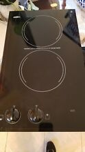 Summit CR2110 115V Electric Cooktop with 2 Burners  12 Inch