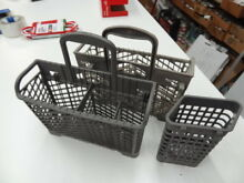 Genuine WPW10199701  10482109 Maytag Dishwasher Silverware Basket  Corner Basket