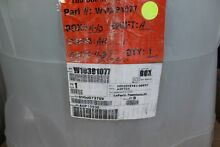 OEM W10381077 WHIRLPOOL WASHER OUTER TUB  NO BOX  NEW