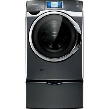 SAMSUNG Front Load Washer with Touchscreen Control WF457ARGS