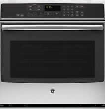 GE Profile PT9050SFSS 30  Stainless Single Electric Wall Oven