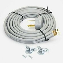 RC3 40 10 Range Stove Oven Power Cord   3 Wire   10 Feet Long   40A 220V