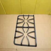 GE Gas Stove LEFT Burner Grate Black Matte WB31K10082  1086726