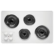 New Frigidaire 32  White Electric Coiltop Stovetop Cooktop FFEC3205LW