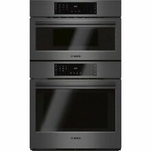 Bosch HBL87UC 30 Inch Wide 4 6 Cu  Ft  Electric Built In Combination Oven with S