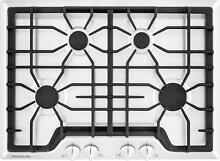 Frigidaire Gallery 30  4 Sealed Burners White Gas Cooktop FGGC3045QW