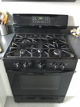 Kenmore 74239 5 0 cu  ft  Freestanding Gas Range w  Convection   Black