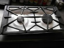 Jenn Air Maytag Gas Two Burner Cartridge Module cook top grill grate white black