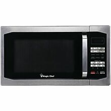 Microwave 1 6cf Countertop  1 1KW  SS