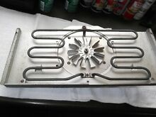 Jenn Air Whirlpool oven stove range Convection Fan Element Baffle