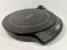 NuWave Pro Precision Induction Cooktop 1800W Model 30301 Black