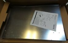 Sharp RK51S27 27 Inch Built In Trim Kit for R530ES R530BS Microwave   Stainless