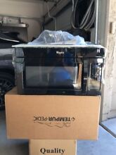 WHIRPOOL ENERGY STAR NEW BLACK MICROWAVE ONLY VENTED    WMH31017AB 0 Warranty