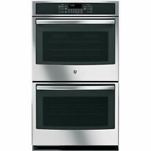 GE Appliances JT5500SFSS 30  Built In Double Wall Oven w  Convection   Stainles