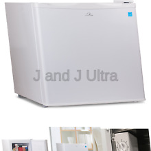 Commercial Cool CCUK12W 1 2 Cu  Ft  Upright Freezer with Adjustable Thermosta