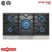Gas Cooktop  Gasland chef GH90BF 36  Built in Gas Stove Top LP NG