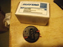 Maytag Washing Machine Pressure Switch Part   22002994