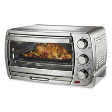 Oster XL Countertop Convection Oven  18 8 x 22 1 2 x 14 1  Stainless Steel