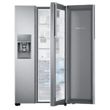 Samsung RH30H9500SR Food Showcase 29 5 cu ft Side by Side Refrigerator with Ice