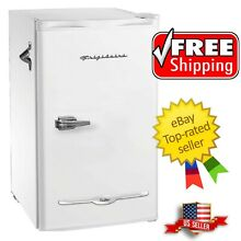 Frigidaire 3 2 cu  ft  Retro Fridge with Bottle Opener Assorted Colors FREE SHIP