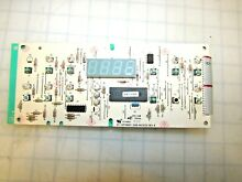Kenmore Oven Temperature Timer Display Control Board SF5331 S7217