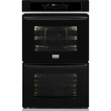 Frigidaire Gallery Series Fget 3065PB 30 Inch Double Electric Wall Oven New
