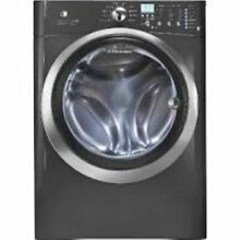 Electrolux IQ Touch 27  Titanium Electric Front Load Steam Elec Dryer EIMED60LT4
