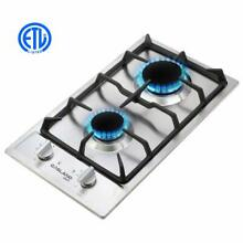 GASLAND GH30SF Built in Stainless Steel 12  Gas Cooktop   Silver