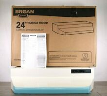 Broan 40000 H Series 42 in  Range Hood in White