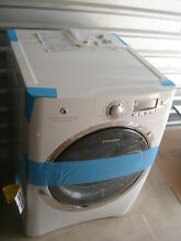 ELECTROLUX EWFLS70JIW  4 4 CU FT FRONT LOAD WASHER W STEAM ISLAND WHITE