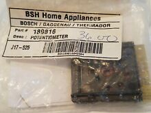 OEM REPLACEMENT THERMADOR OVEN PART NUMBER 00189816 OR 189816