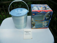 Wonder Washer Mini Compact Portable Washing Machine RV Dorms Camping Boats inBox